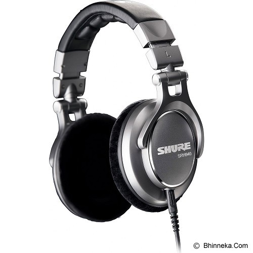 SHURE Professional Reference Headphones [SRH940] - Headphone Full Size